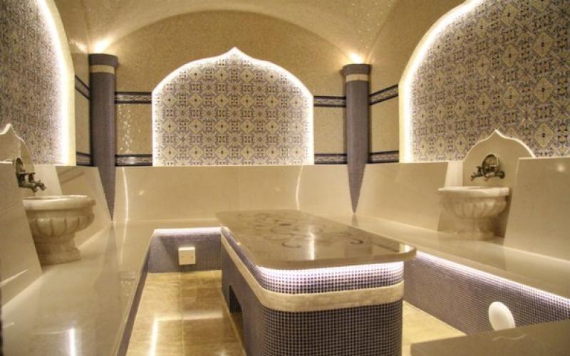 хамам или турецкая баня